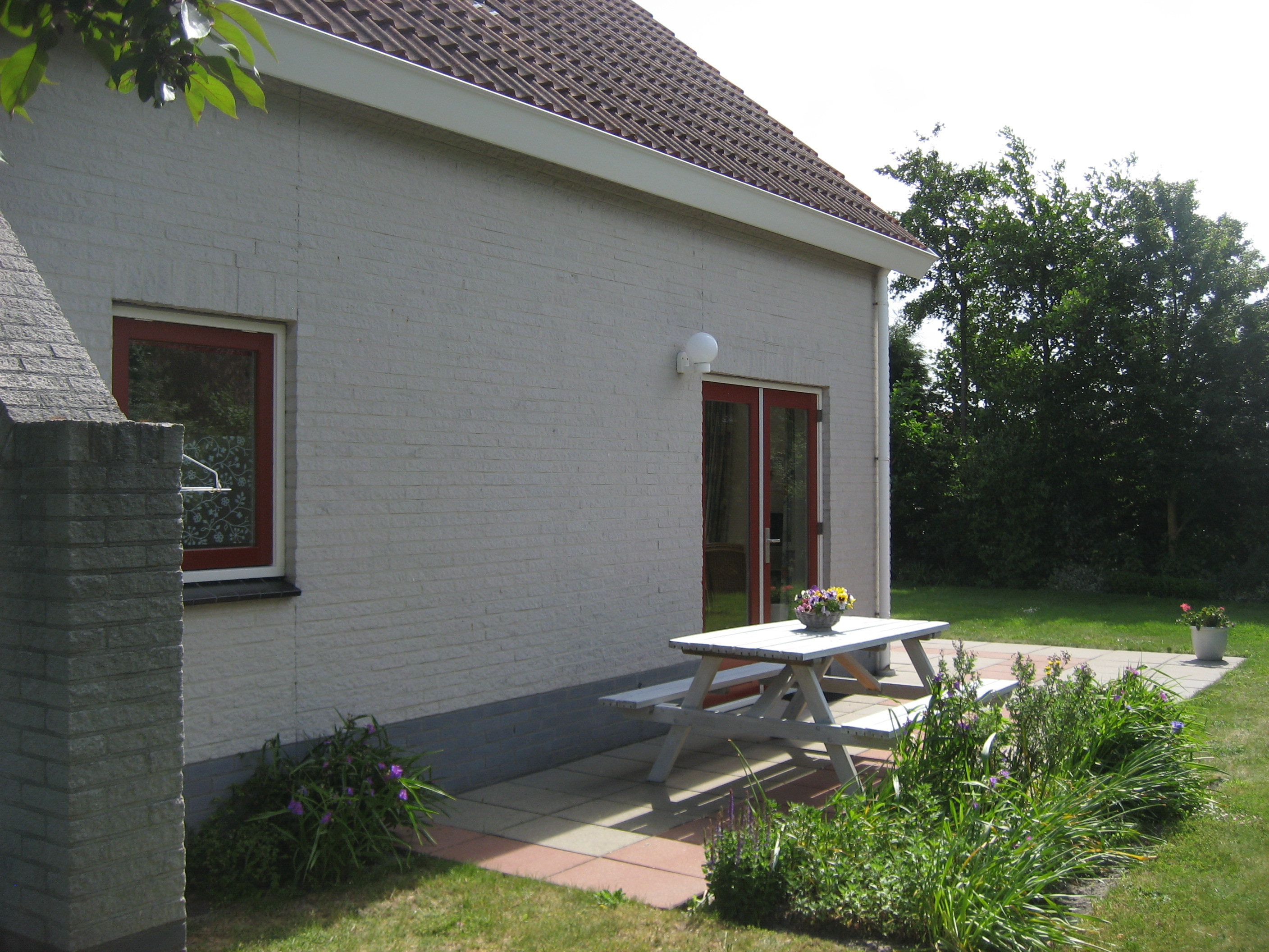 Indeling begane grond vakantiewoning amer in zeeland - Lay outs tuin steile ...